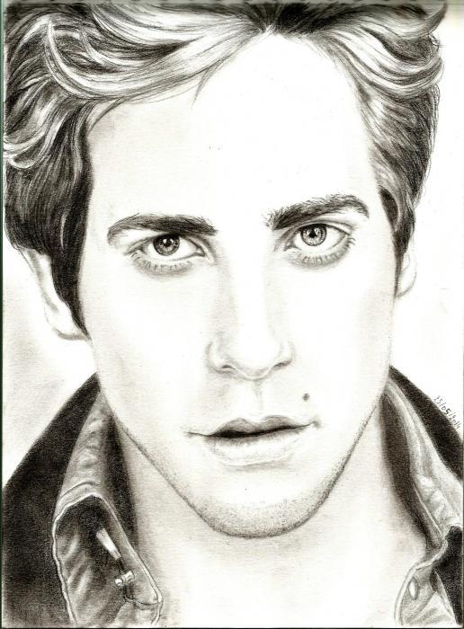 Jake Gyllenhaal by NierLee